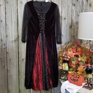 Halloween DRESS SIZE Large 10-12